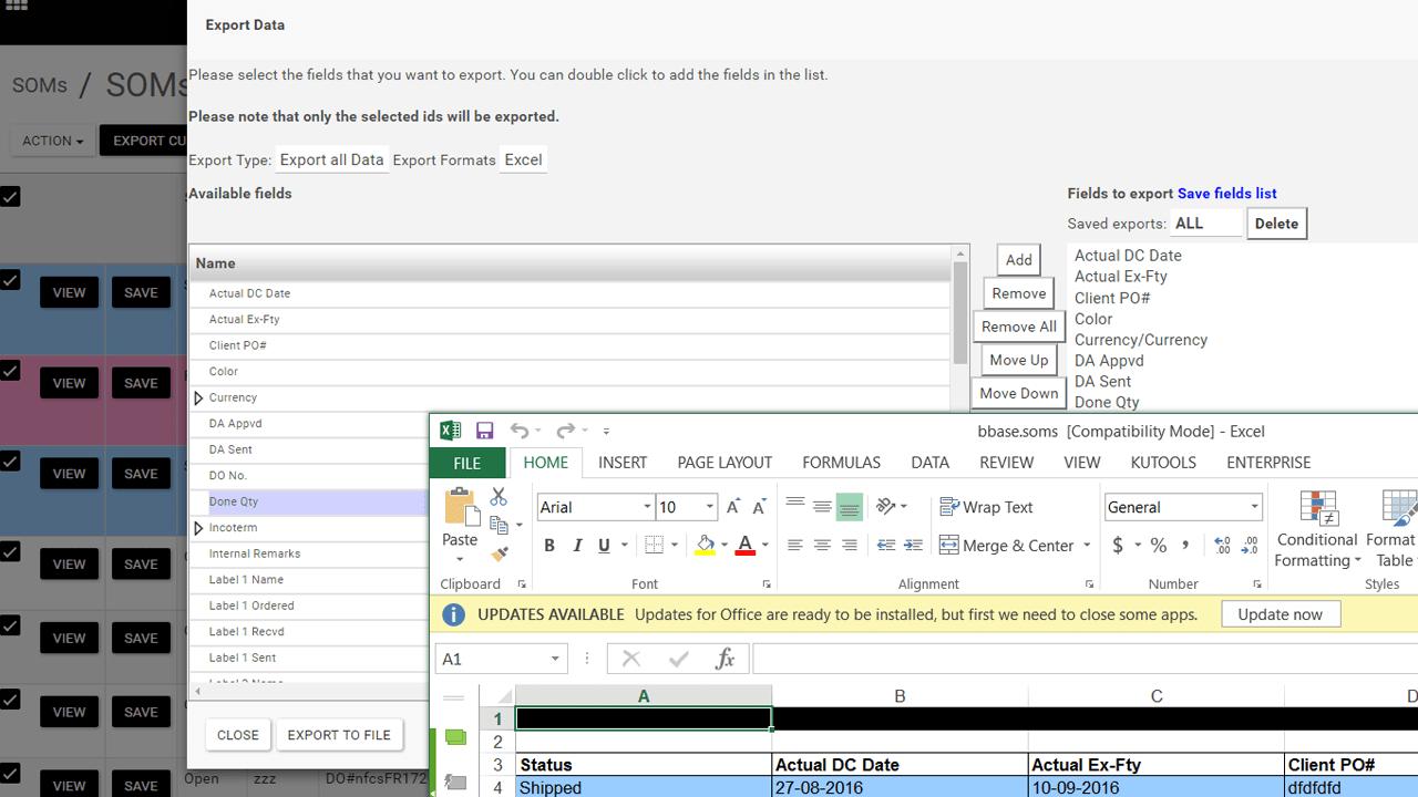 retail sales custom software
