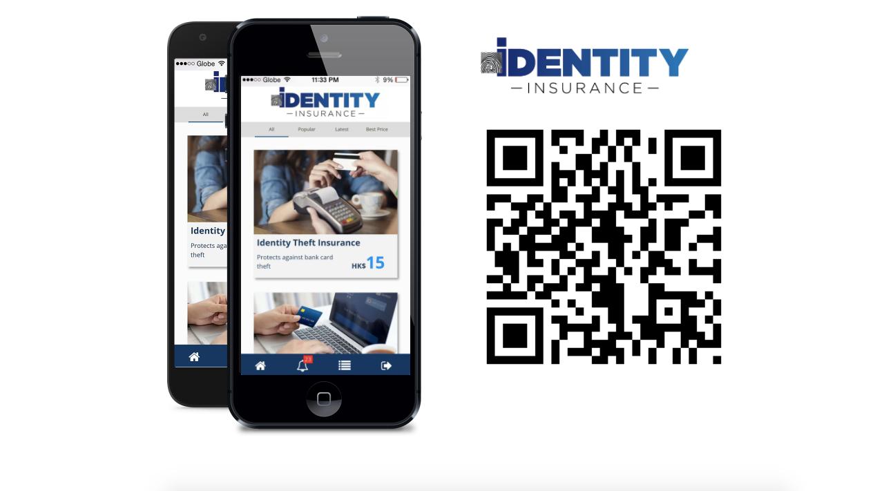 Identity Insurance Application